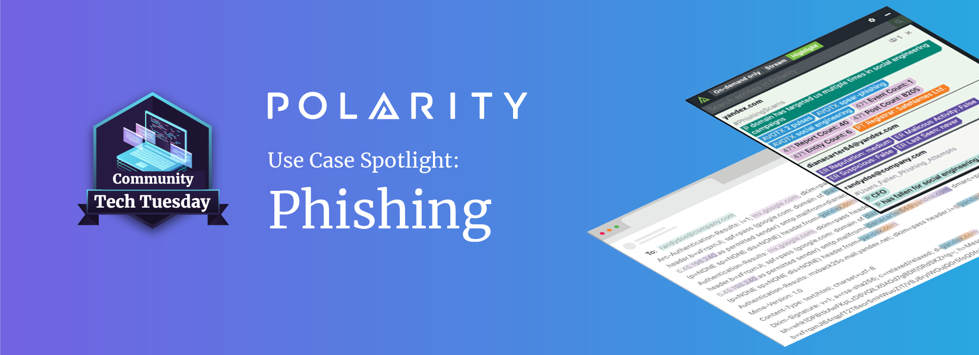 Polarity Use Case Spotlight: Phishingcover image