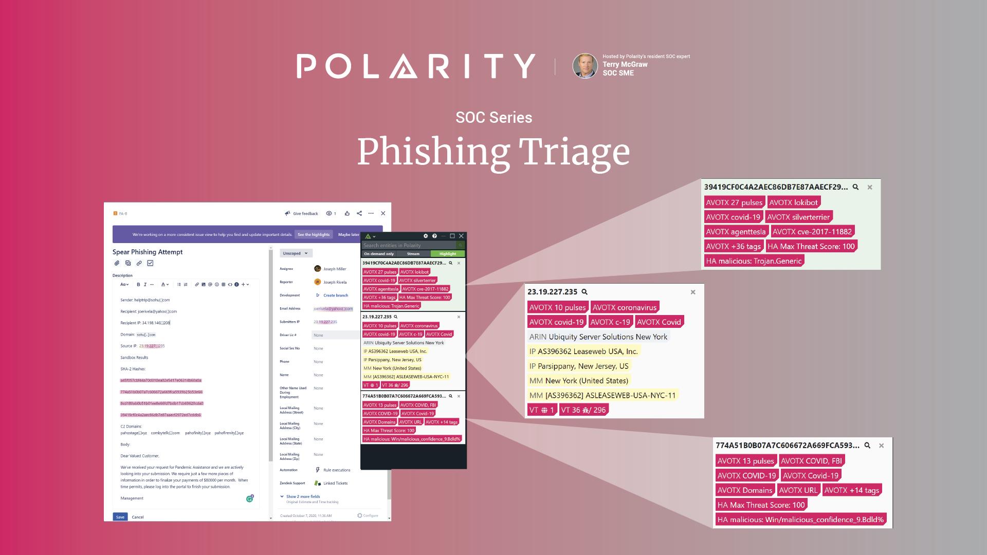 SOC Series: Phishing Triage cover image