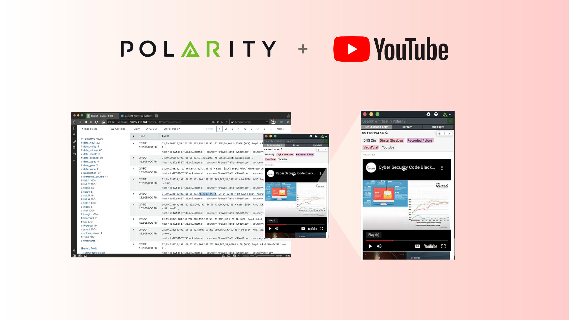 The Polarity-YouTube Integration Enables Analysts with Video Threat Intelligence  cover image
