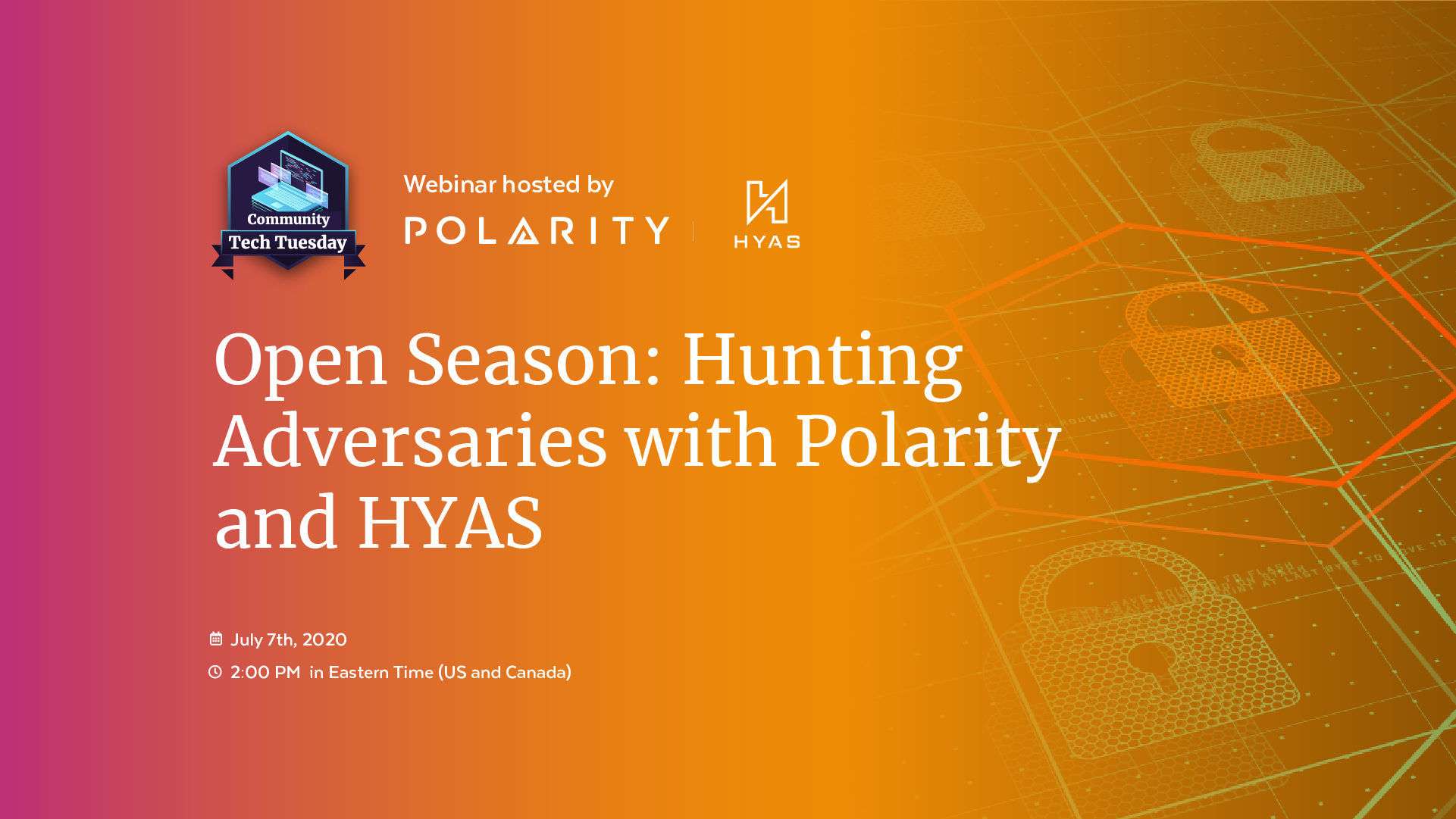 Open Season: Hunting Adversaries with Polarity and HYAS cover image