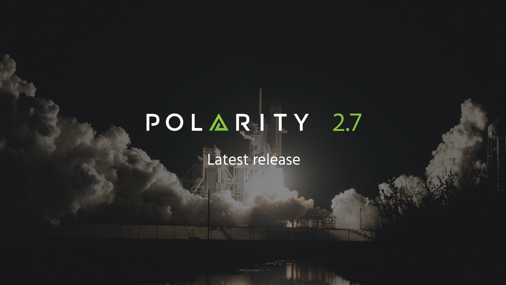 Our Latest Release - Polarity 2.7 cover image
