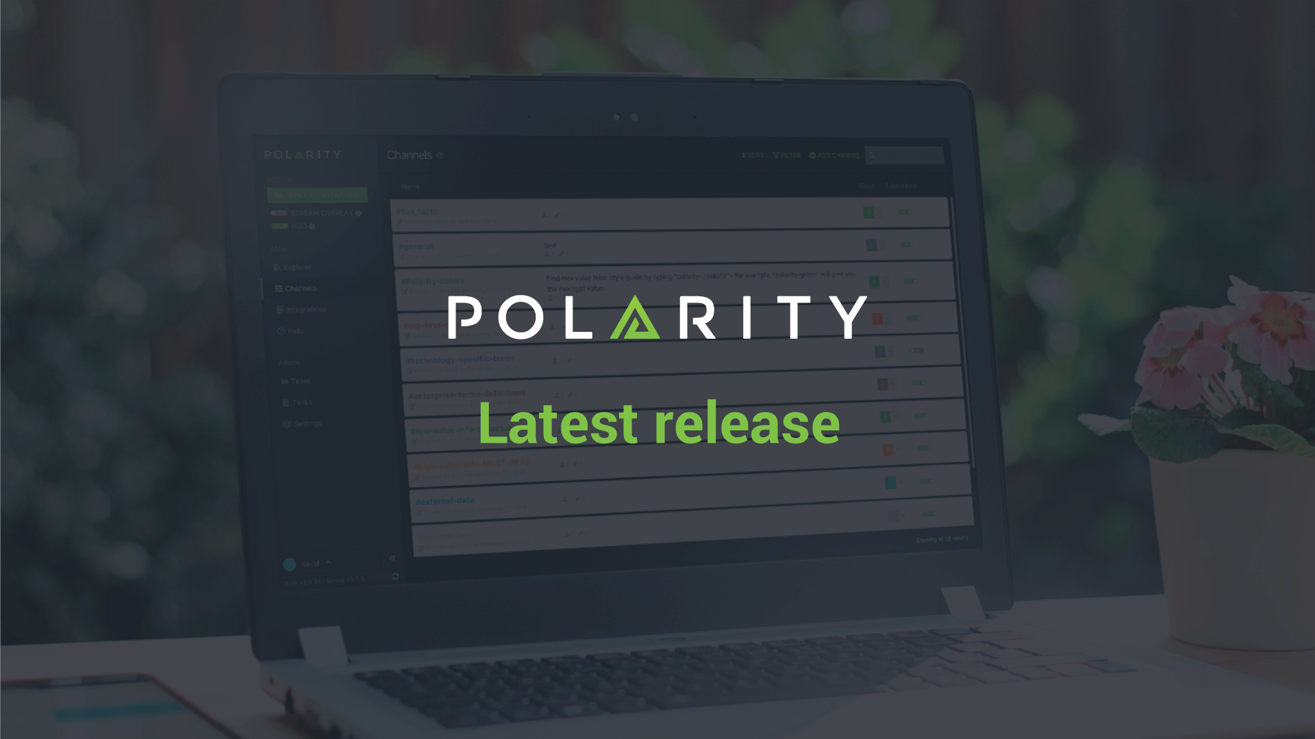 Latest Polarity Release cover image