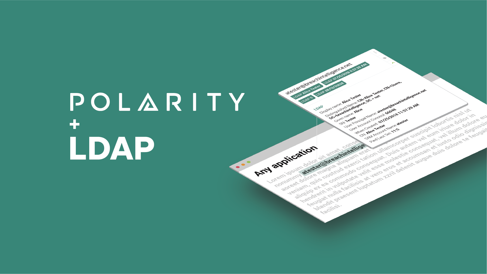 Leveraging LDAP with Polarity cover image