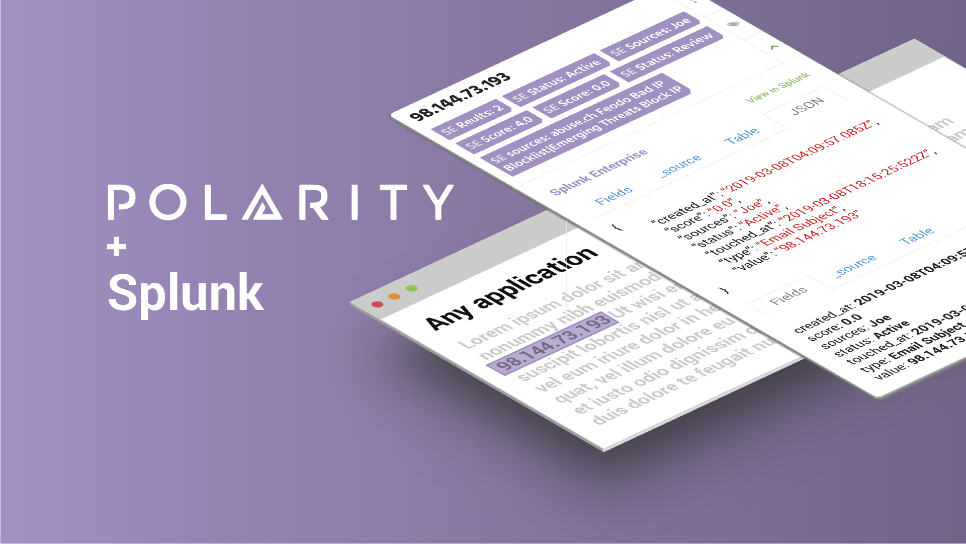 Security Teams Can Spend Less Time Querying & More Time Analyzing with Polarity's Updated Splunk Integration cover image