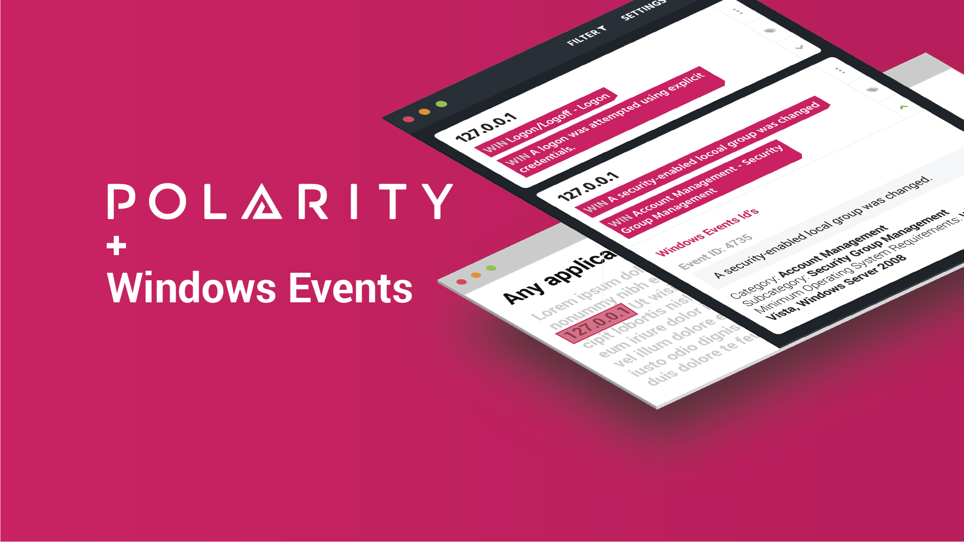 Seamlessly Analyze Windows Events with Polarity cover image