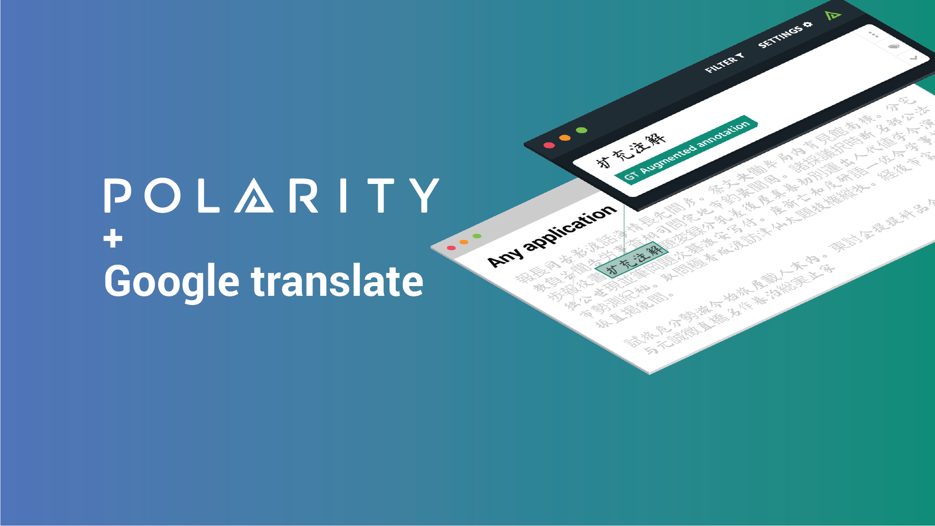The Polarity-Google Translate Integration Introduces a Simple Solution to a Global Problem cover image