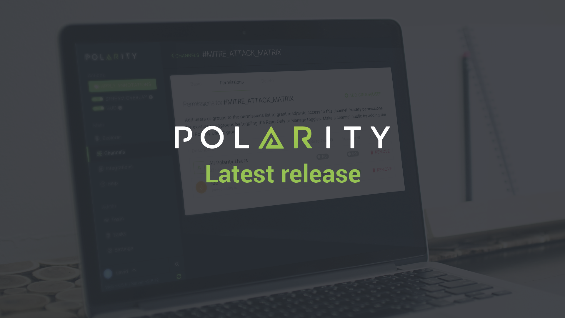 Introducing Polarity's 3.2 Client Release cover image