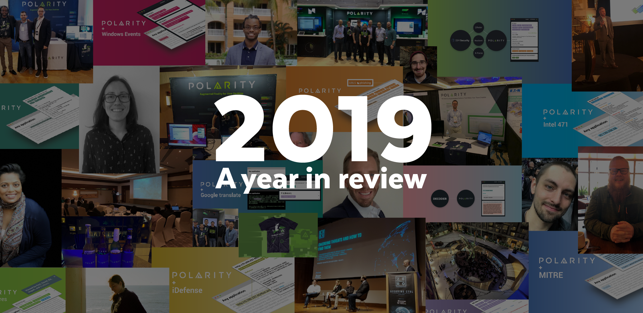 Polarity's Year in Review: What we learned, how we changed, & what we want to accomplish in 2020 cover image