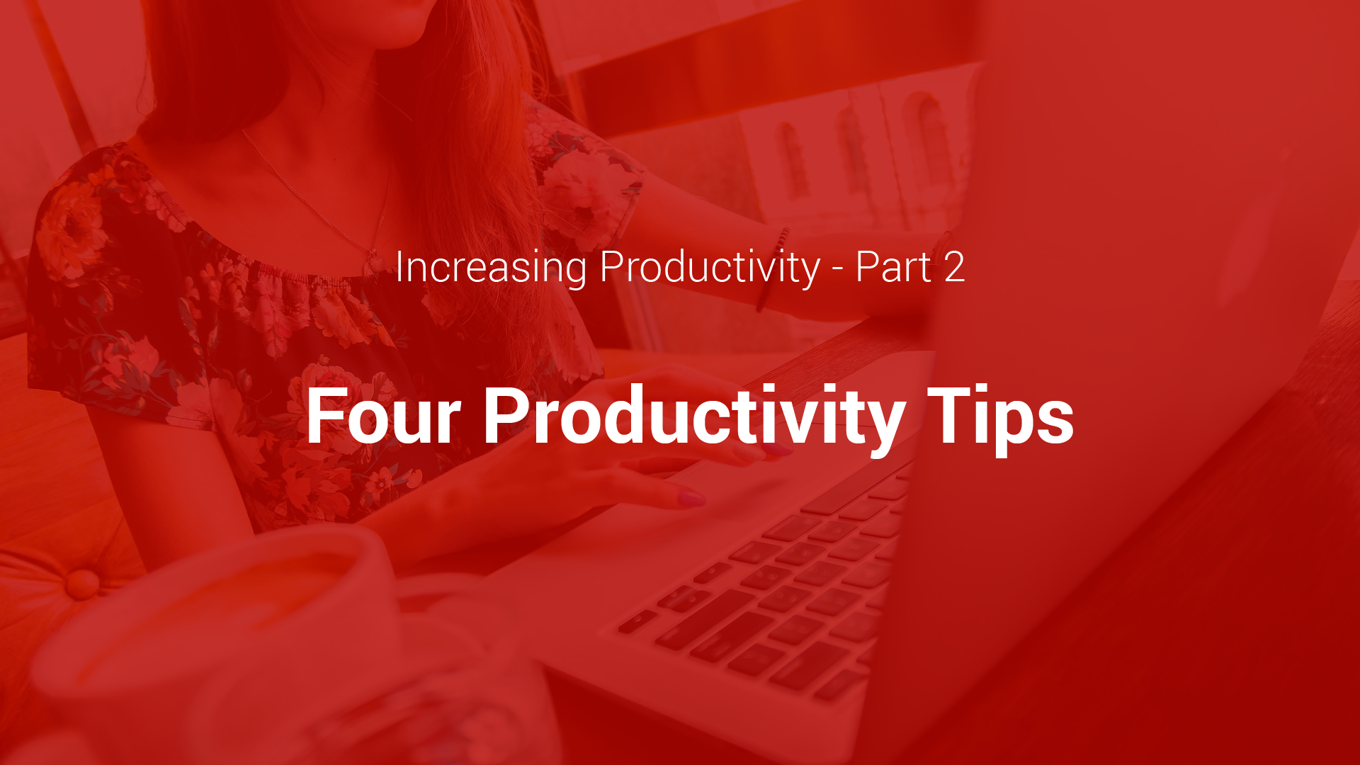 Productivity: Part II cover image