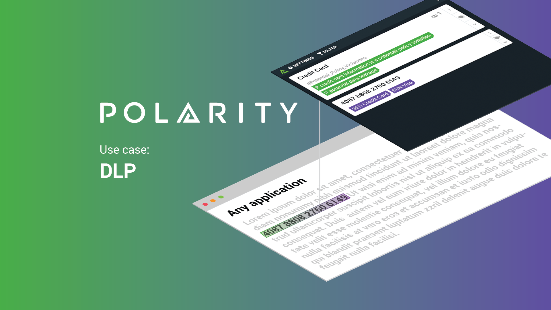 How Polarity can help Data Loss Prevention cover image
