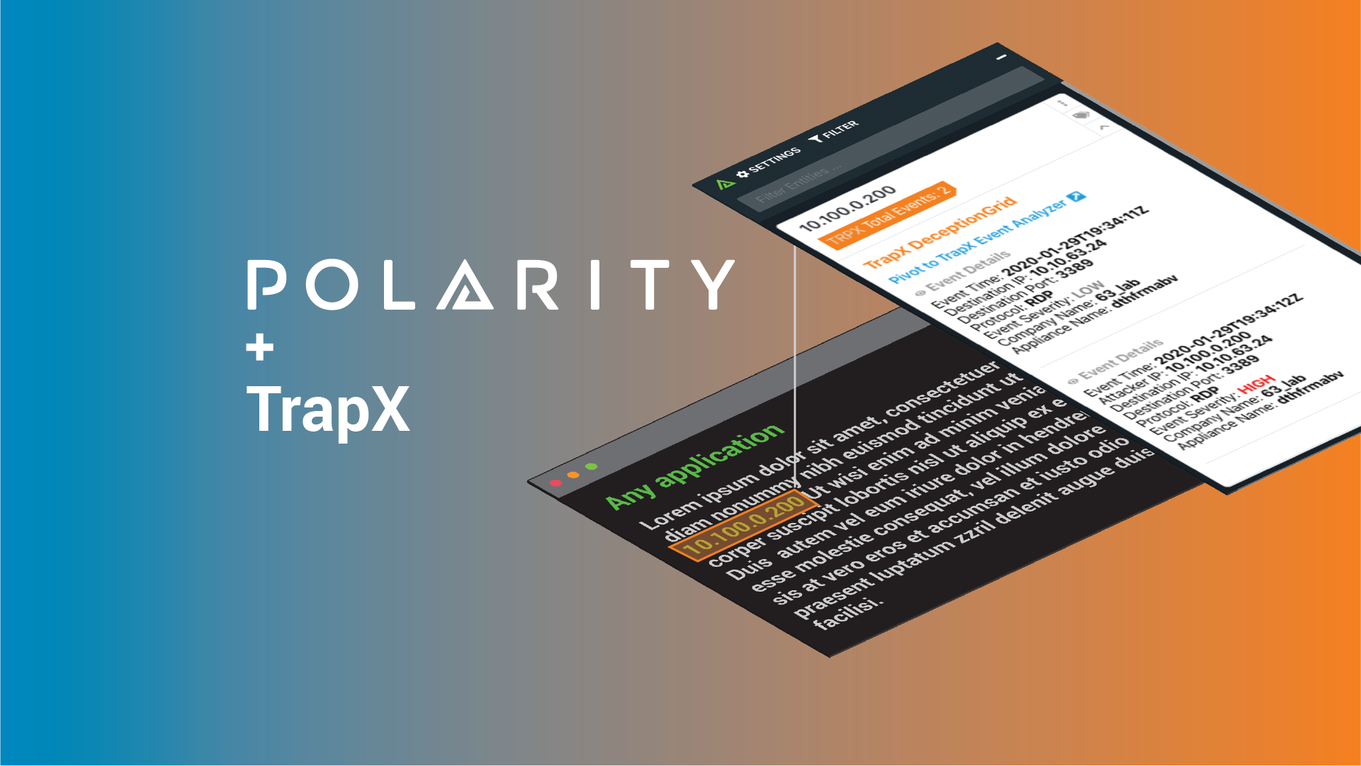 Take Immediate Action on Active Attacks with the Polarity-TrapX Integration cover image