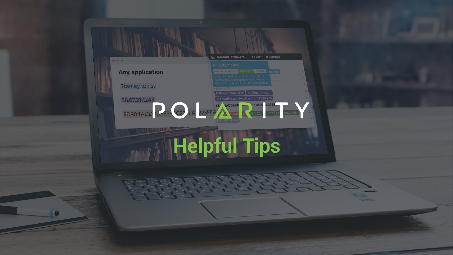 Polarity User Tips: Polarity Modes cover image