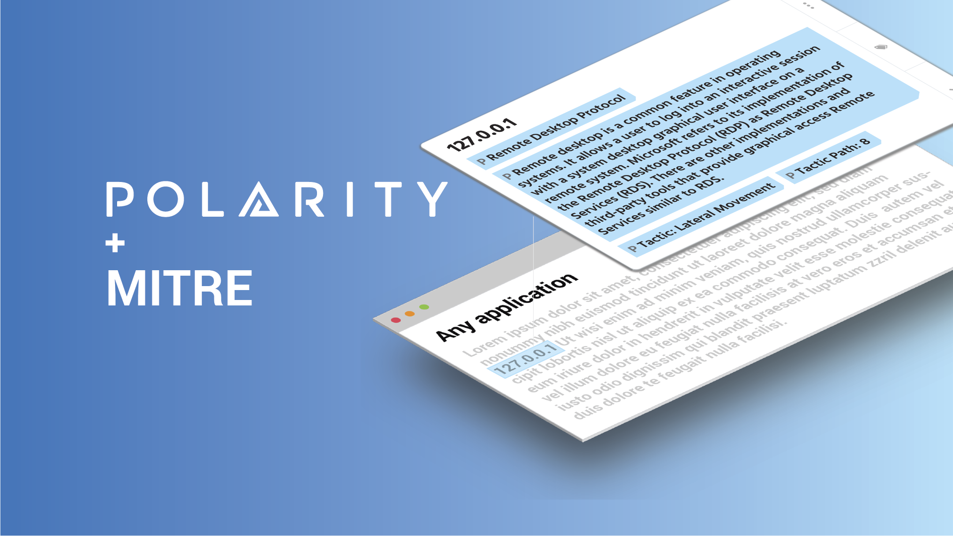 Access the MITRE ATT&CK Framework with Polarity Reference Channels cover image