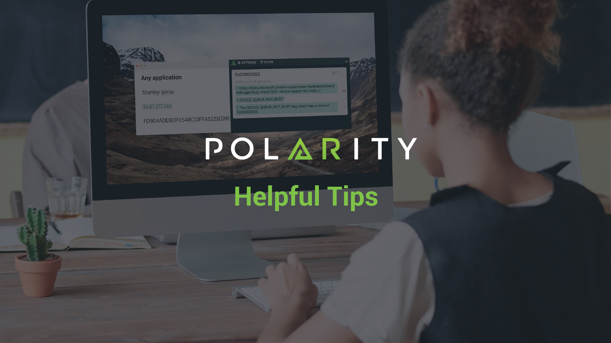 Polarity Reference Channels: Microsoft Bug Check Code References cover image