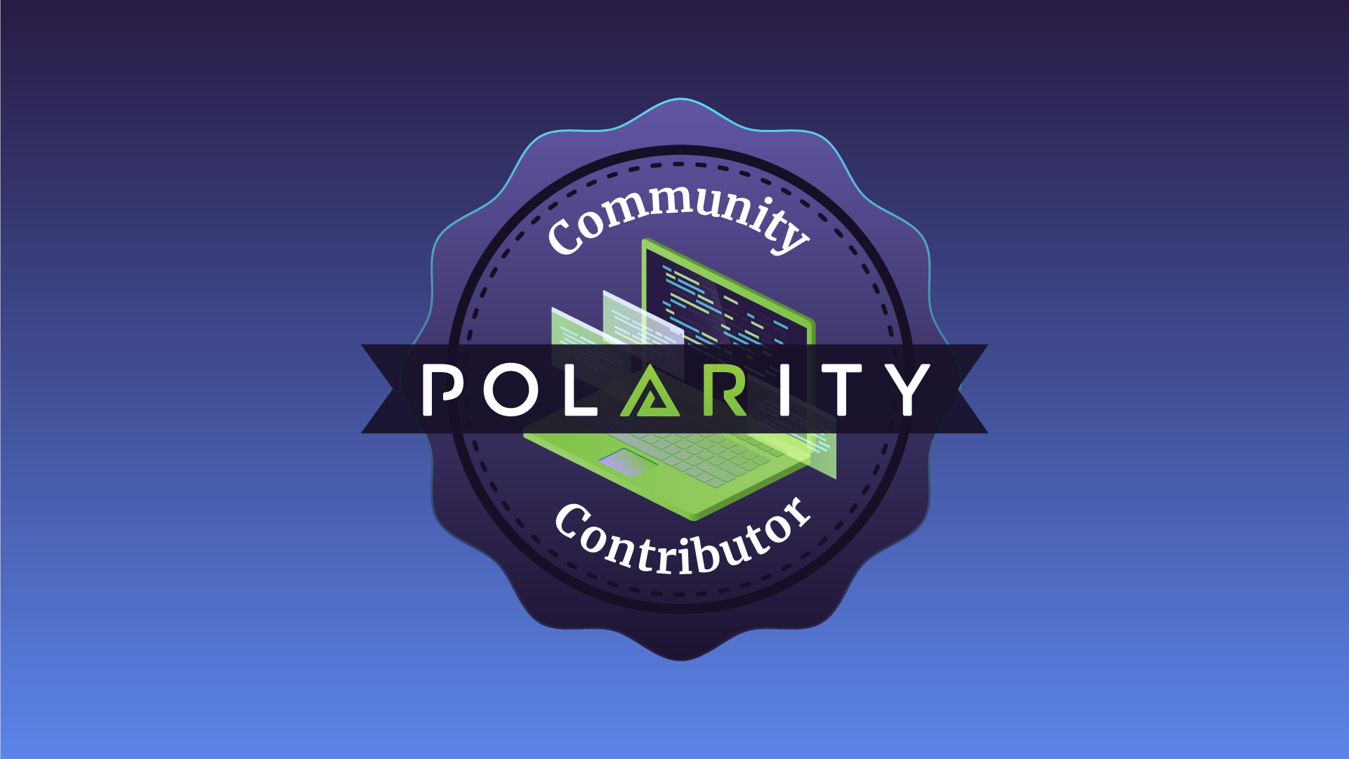 Announcing the Polarity Community Contributor of the Quarter, June 2020 cover image