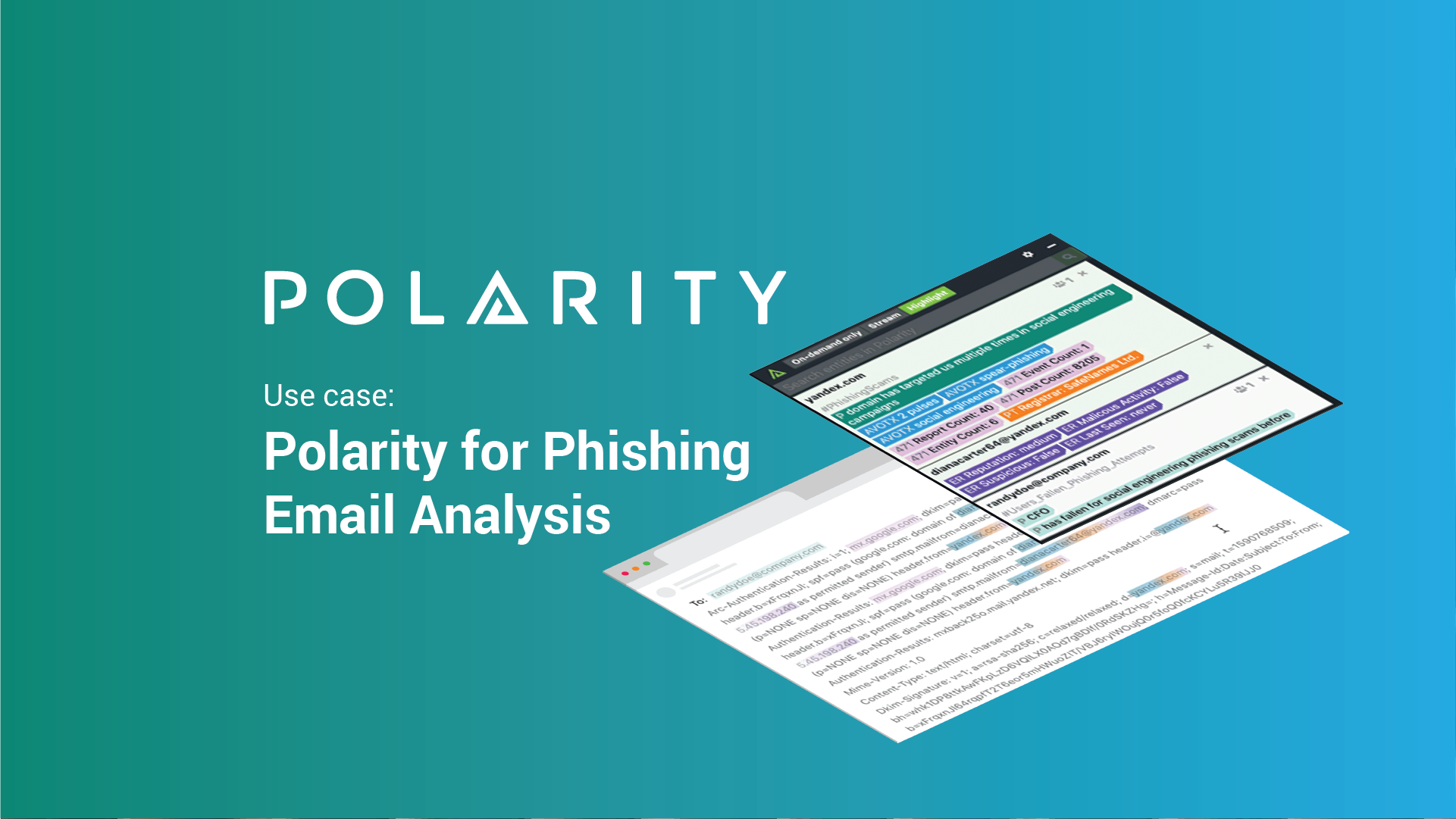 Polarity for Phishing Email Analysis cover image