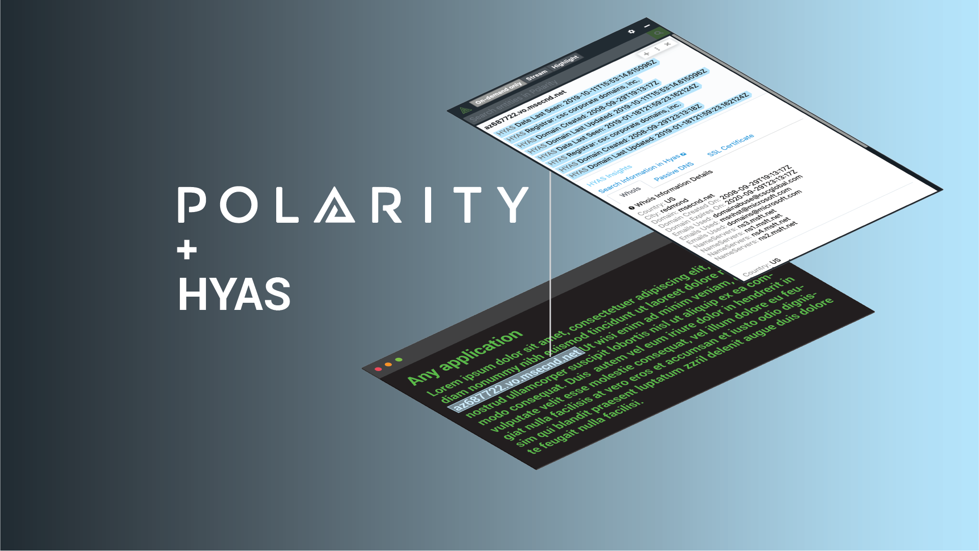 Immediately Triage Threats with the Polarity-HYAS Integration cover image