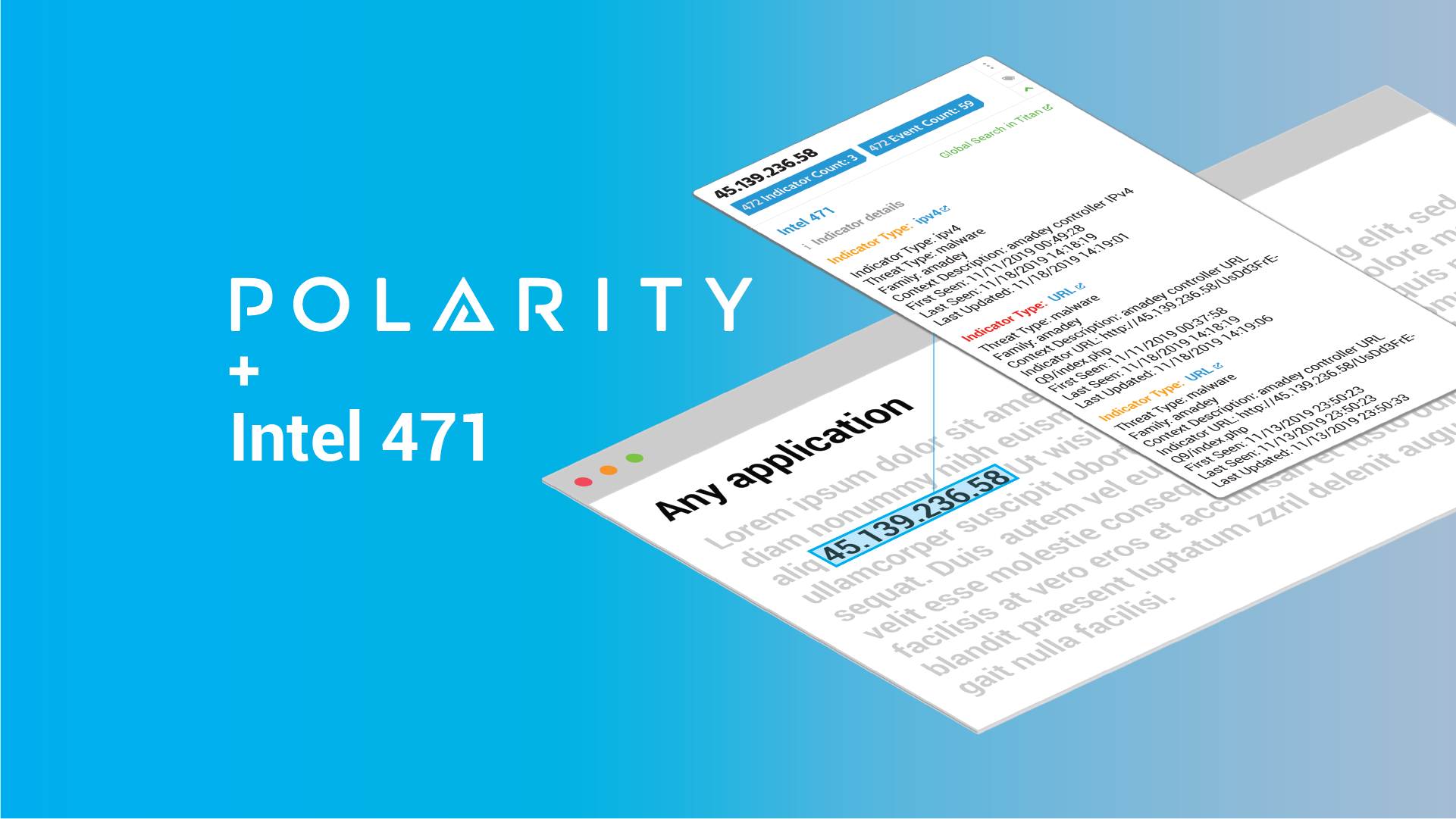 The Polarity-Intel 471 Integration Arms Users with Instant Cybercrime Intelligence cover image