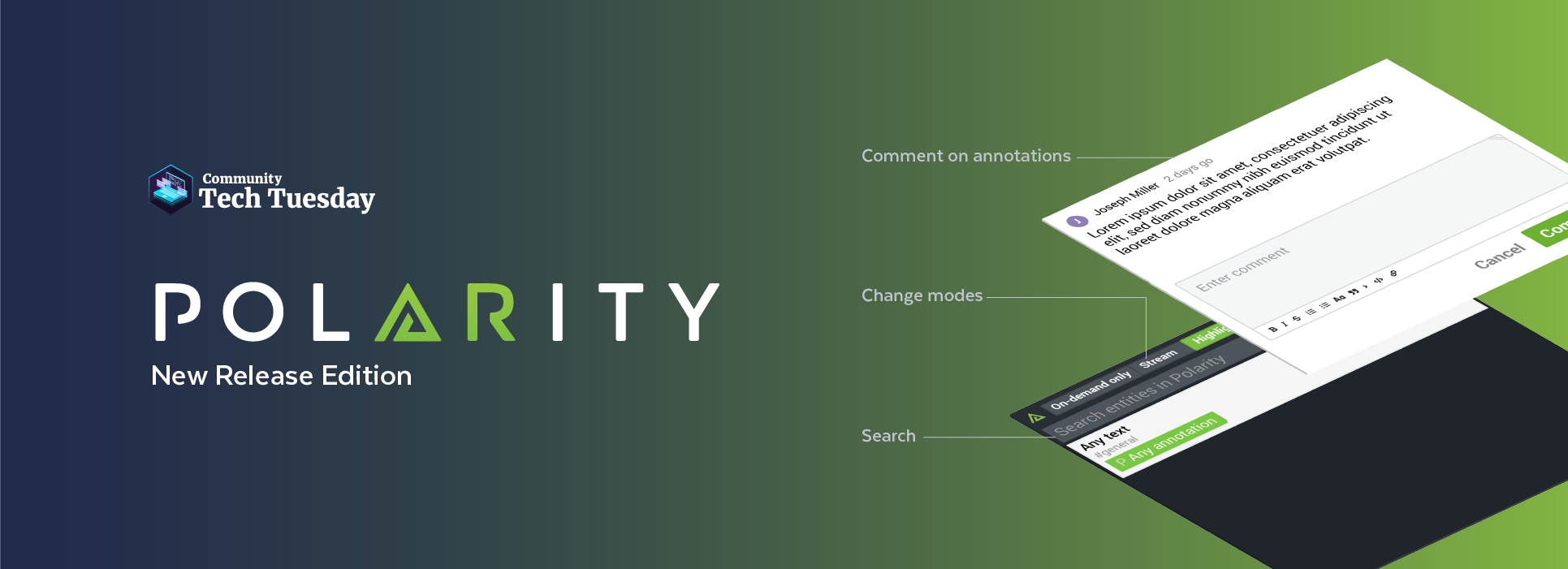 How the Polarity Community Shaped Our Latest Releasecover image