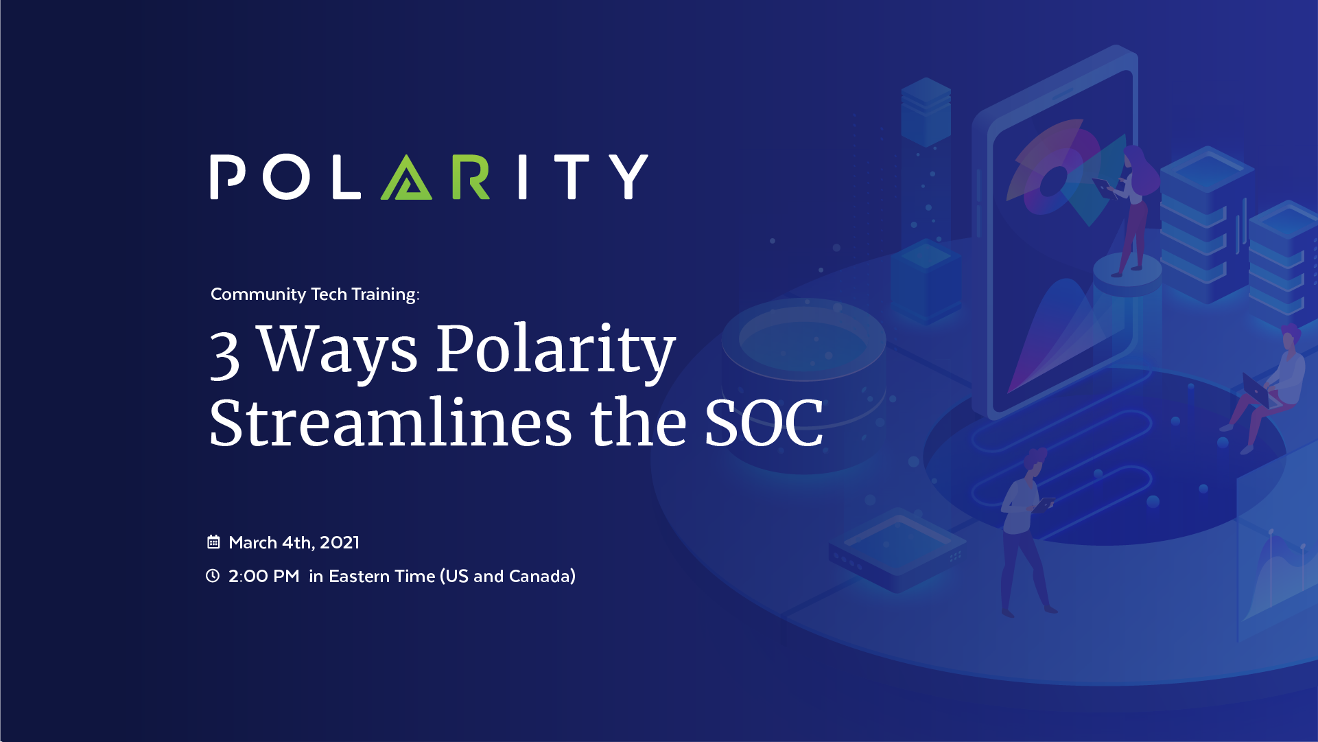 Community Tech Training: 3 Ways Polarity Streamlines the SOCcover image