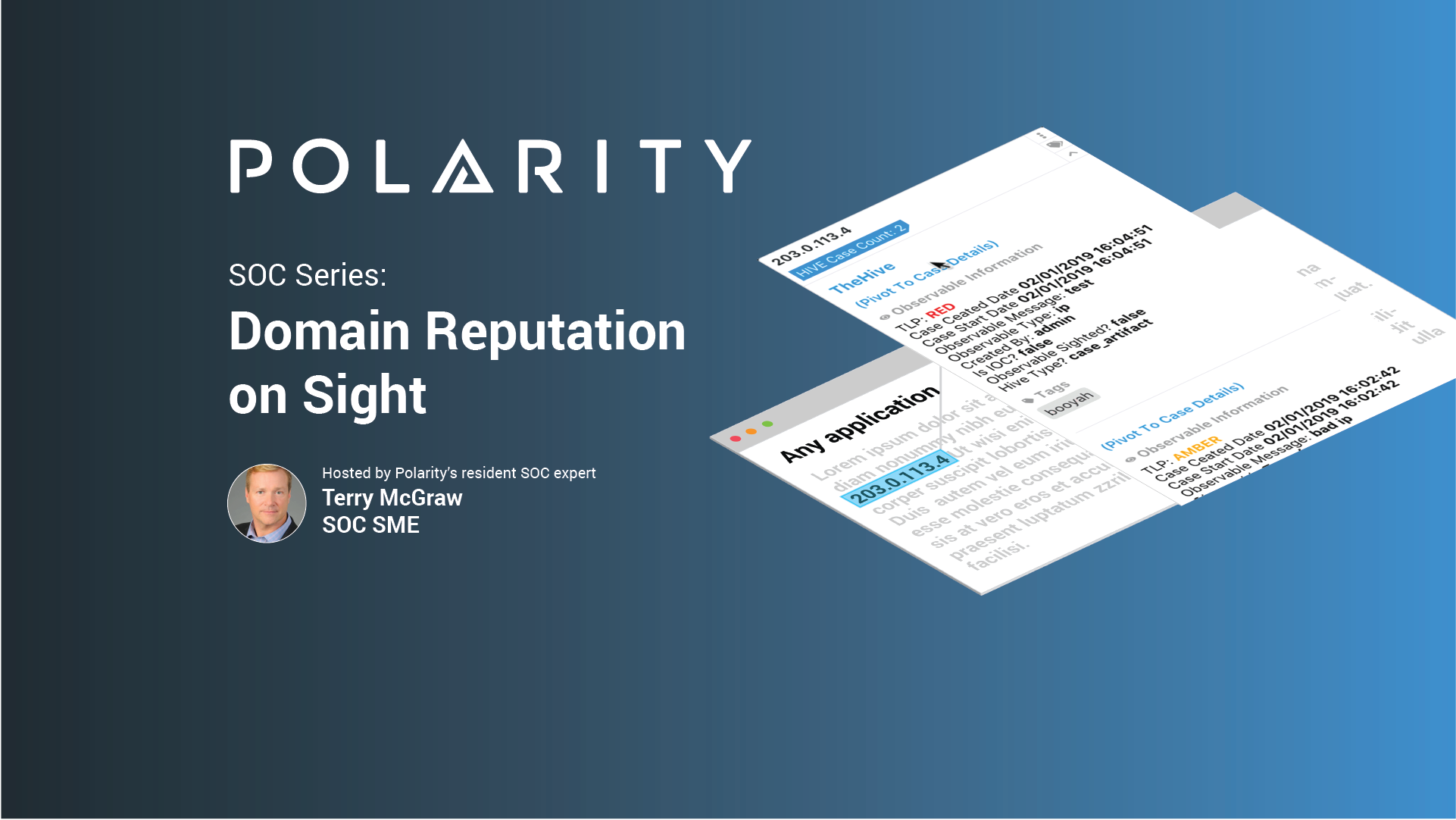 SOC Series: Domain Reputation on Sight cover image