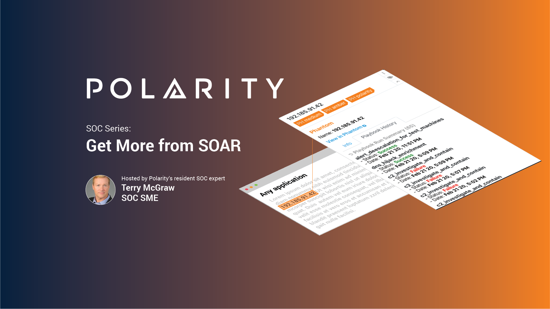 SOC Series: Get More from SOAR cover image