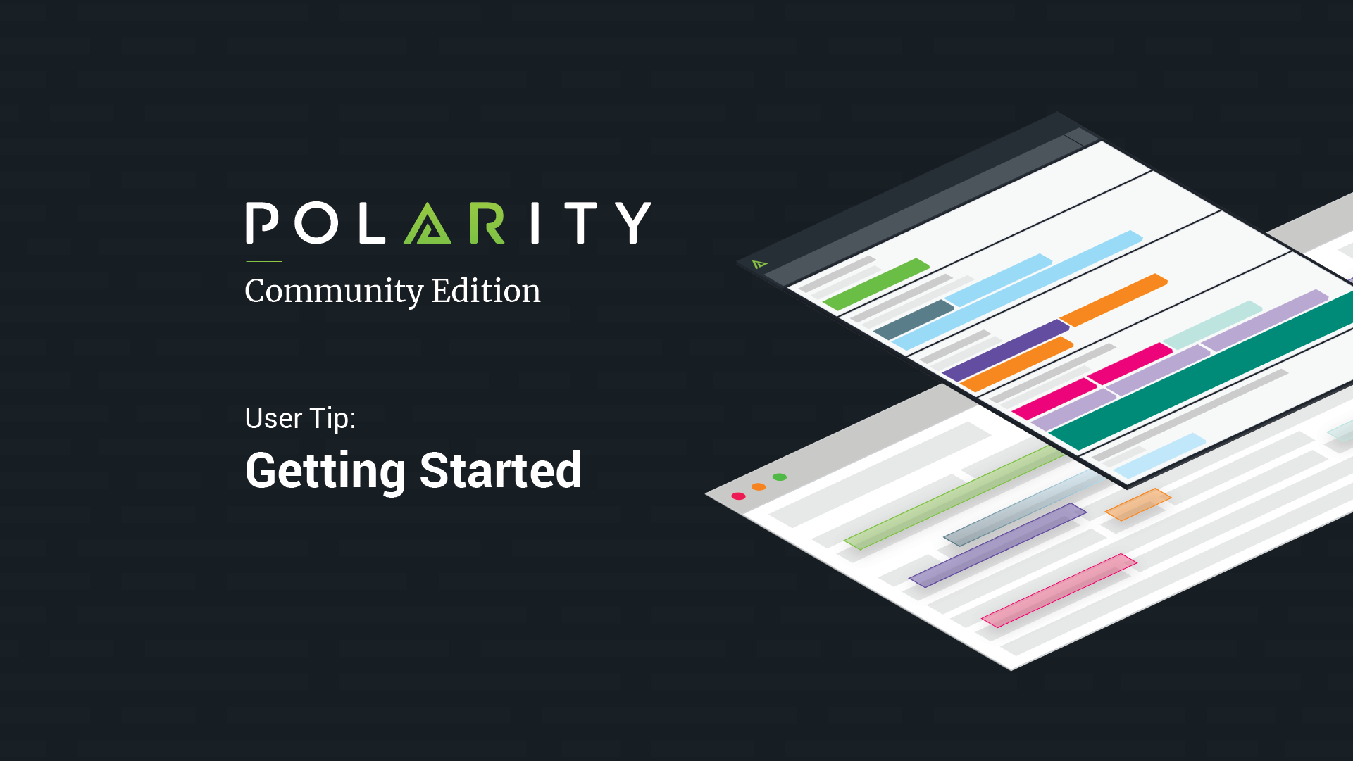 Polarity Community User Tips: Getting Started cover image